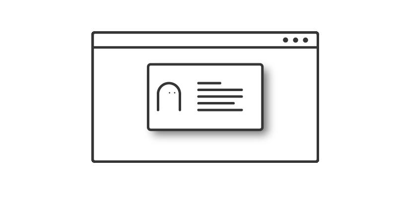 Webseite als digitale Visitenkarte